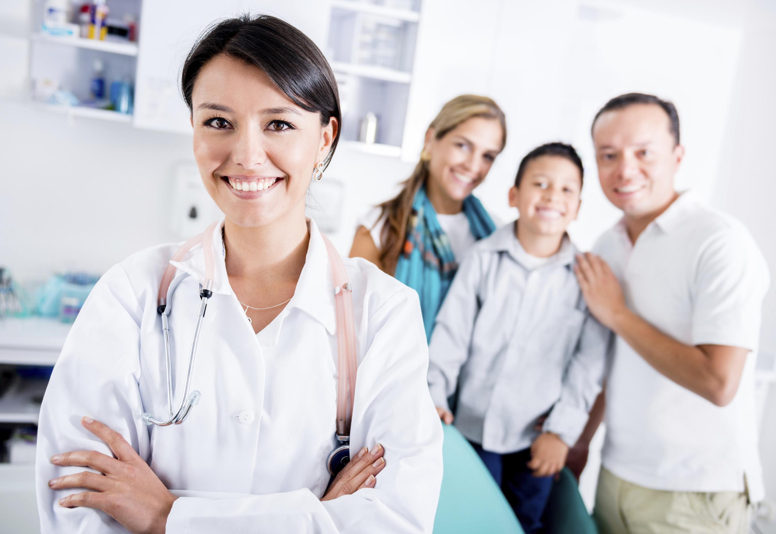 ოჯახის ექიმი/თერაპევტი